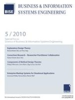 Business & Information Systems Engineering 5/2010