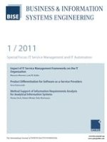 Business & Information Systems Engineering 1/2011