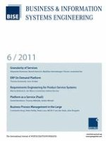 Business & Information Systems Engineering 6/2011