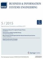 Business & Information Systems Engineering 5/2015