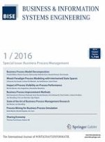 Business & Information Systems Engineering 1/2016