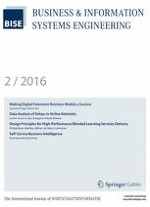 Business & Information Systems Engineering 2/2016