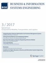 Business & Information Systems Engineering 3/2017
