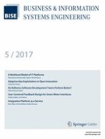 Business & Information Systems Engineering 5/2017