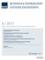 Business & Information Systems Engineering 6/2017