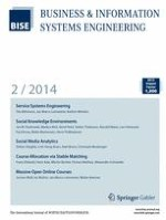 Business & Information Systems Engineering 2/2014