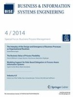 Business & Information Systems Engineering 4/2014