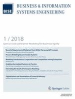 Business & Information Systems Engineering 1/2018
