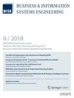 Business & Information Systems Engineering 6/2018