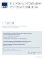 Business & Information Systems Engineering 1/2019