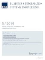 Business & Information Systems Engineering 5/2019