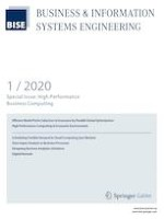 Business & Information Systems Engineering 1/2020