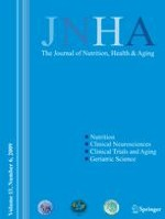 The journal of nutrition, health & aging 6/2009