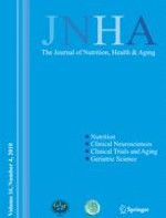 The journal of nutrition, health & aging 4/2010