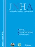 The journal of nutrition, health & aging 4/2011