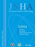 The journal of nutrition, health & aging 3/2014