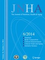 The journal of nutrition, health & aging 6/2014