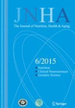 The journal of nutrition, health & aging 6/2015