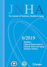 The journal of nutrition, health & aging 6/2019