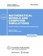 Mathematical Models and Computer Simulations 6/2009
