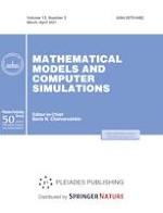Mathematical Models and Computer Simulations 2/2021