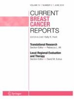 Current Breast Cancer Reports 2/2018