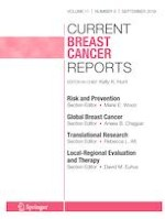 Current Breast Cancer Reports 3/2019