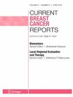 Current Breast Cancer Reports 2/2016