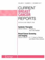 Current Breast Cancer Reports 4/2017