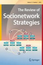 The Review of Socionetwork Strategies 1/2018