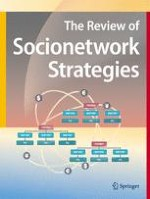The Review of Socionetwork Strategies 1/2015