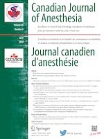 Canadian Journal of Anesthesia/Journal canadien d'anesthésie 6/2019