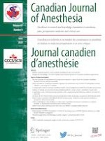 Canadian Journal of Anesthesia/Journal canadien d'anesthésie 6/2020