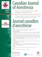Canadian Journal of Anesthesia/Journal canadien d'anesthésie 8/2020