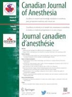 Canadian Journal of Anesthesia/Journal canadien d'anesthésie 2/2021