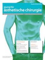Journal für Ästhetische Chirurgie 4/2019