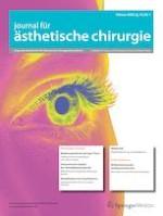 Journal für Ästhetische Chirurgie 1/2020