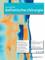 Journal für Ästhetische Chirurgie 3/2015