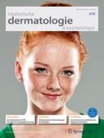 ästhetische dermatologie & kosmetologie 5/2019