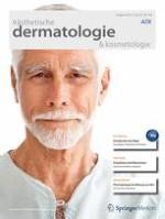 ästhetische dermatologie & kosmetologie 4/2013