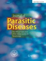 Journal of Parasitic Diseases 1/2013