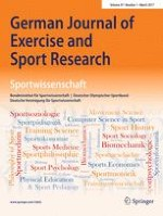 German Journal of Exercise and Sport Research 1/2017