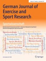 German Journal of Exercise and Sport Research 4/2017