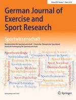 German Journal of Exercise and Sport Research 1/2018