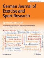 German Journal of Exercise and Sport Research 2/2018