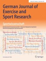 German Journal of Exercise and Sport Research 4/2018