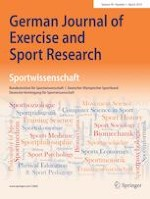 German Journal of Exercise and Sport Research 1/2019