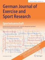 German Journal of Exercise and Sport Research 3/2019