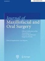 Journal of Maxillofacial and Oral Surgery 2/2016