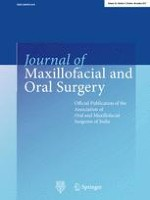 Journal of Maxillofacial and Oral Surgery 4/2017
